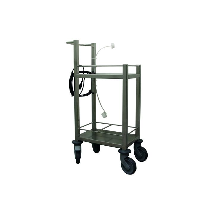 Chariot mobile inox pour Aerosept ultra 150