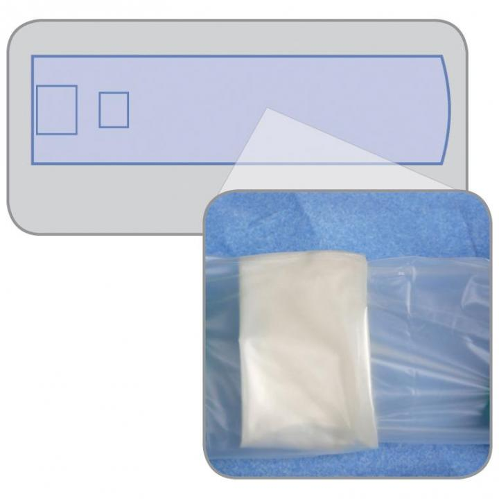 Kit de protection de sonde en Polyuréthane transparent stérile